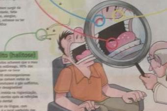 Entrevista sobre a saúde bucal no Jornal Agora